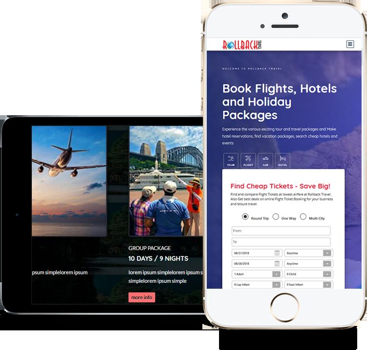Book Cheap Flights, Hotels